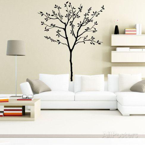 Spring Tree Decalques de parede na AllPosters.com.br