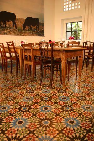 Maison Blunt, marokkanisch orientalisches Restaurant / Tea Room / Brunch - Zürich