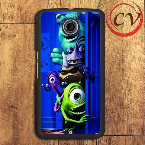 Disney Monster University Nexus 5,Nexus 6,Nexus 7 Case