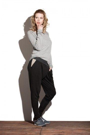 Spodnie z wiskozy - Magic http://bozzolo.pl/kobieta/spodnie-dresowe-damskie.html