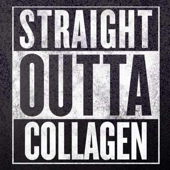 Straight Outta Collagen | EDS Gangsta | Ehlers-Danlos Syndrome