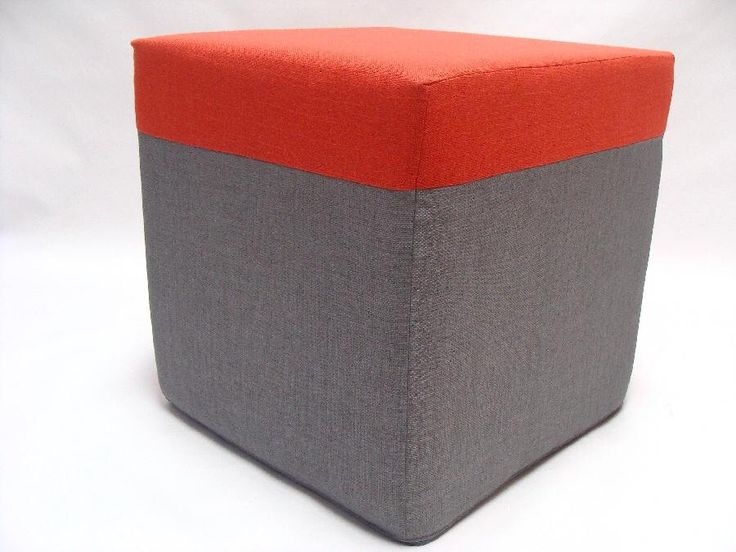 Sturdy Seating/ Unique Side table/ Foot Stool /Zigzag Studio Design ...