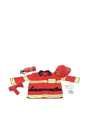 30% OFF Melissa & Doug Fire Chief Role Play Costume Set