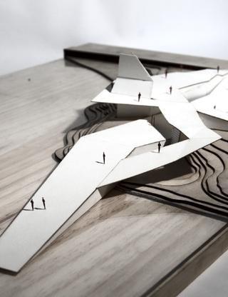 model ideas. Arquitectura. Maquetas