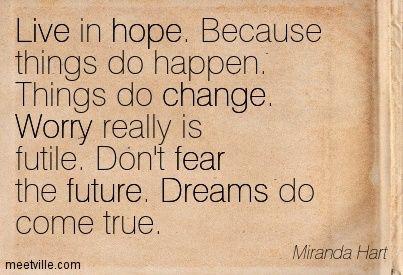 quote from Miranda Hart