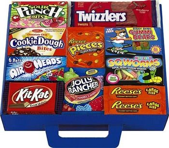 Monster Candy Fundraiser - Order your cases for High Profit with large $2 Candy Fundraisers.