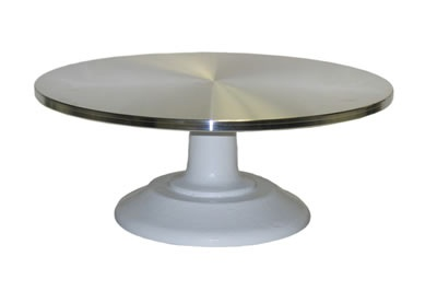 Plate For Cakes Stand Rotating