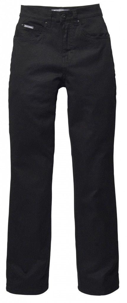 Brams Linda stretch jeans Zwart € 10,00