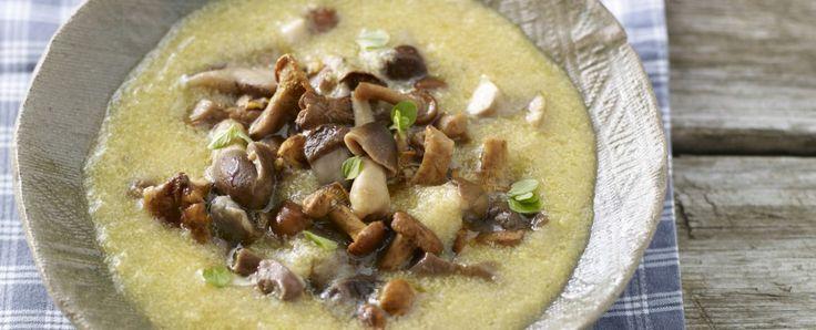 zuppa gialla dell'Appennino tosco-emiliano Sale&Pepe