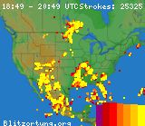 Real-Time Lightning Map :: LightningMaps.org