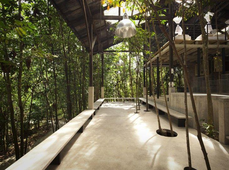 Jungle warehouse