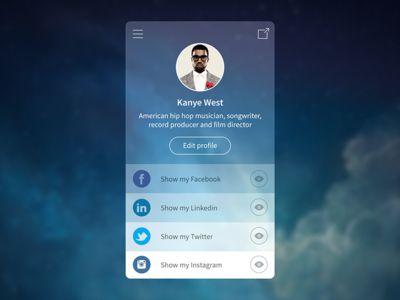 iOS7 Profile