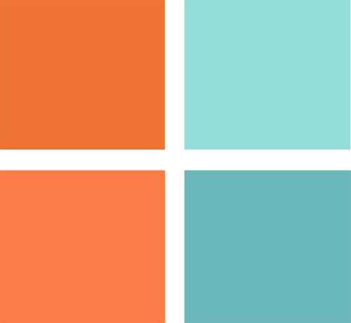 25+ Best Ideas About Blue Orange Bedrooms On Pinterest