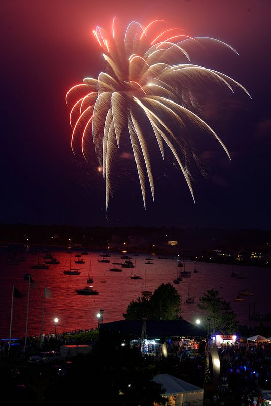 newport ri july 4th activities