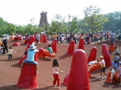 Takino Hillside Park, Japan   Chic Traveler