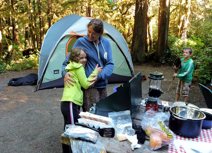 Tofino, BC • Vancouver Island, Canada Looking for a great beachfront campsite in the Tofino area? You'll love Green Point Campground. Read our review!