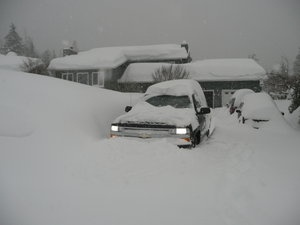 Kitimat winter...I do not miss this!  Kitimat is the worst!
