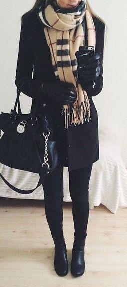 Este #Invierno serás la fashionista favorita de todas con estos #outfits ideales para esta fría temporada. #OutfitIdeas #Moda #RopaDeInvierno #ComoVestirEnInvierno #StreetStyle