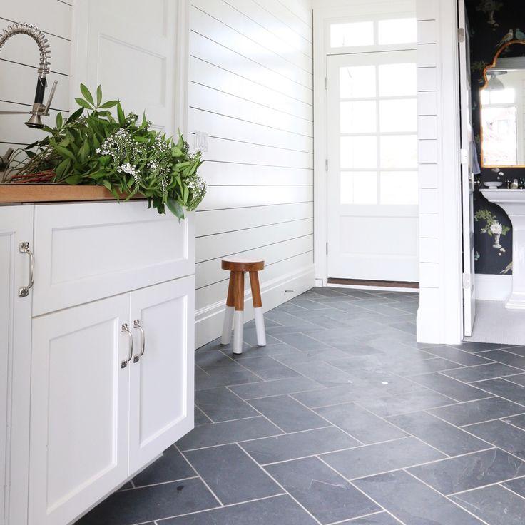 25+ best Painted floor tiles ideas on Pinterest Painted kitchen - kitchen floor tiles ideas