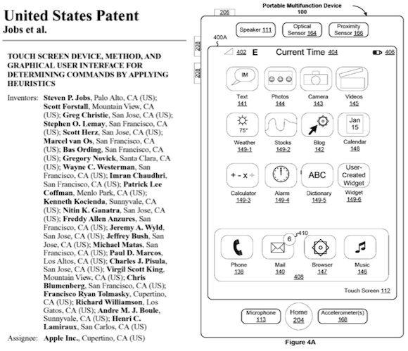 Apple's 'Steve Jobs Patent' About iPhone Multitouch Gesture Nullified By US Patent Office - In a rather surprising move, the U.S. Patent Office has re-examined Apple's iPhone-related 'Steve Jobs Patent' and has deemed it invalid.  [Click on Image Or Source on Top to See Full News]