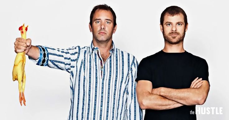 5 Reasons Why Trey Parker And Matt Stone Are Awesome