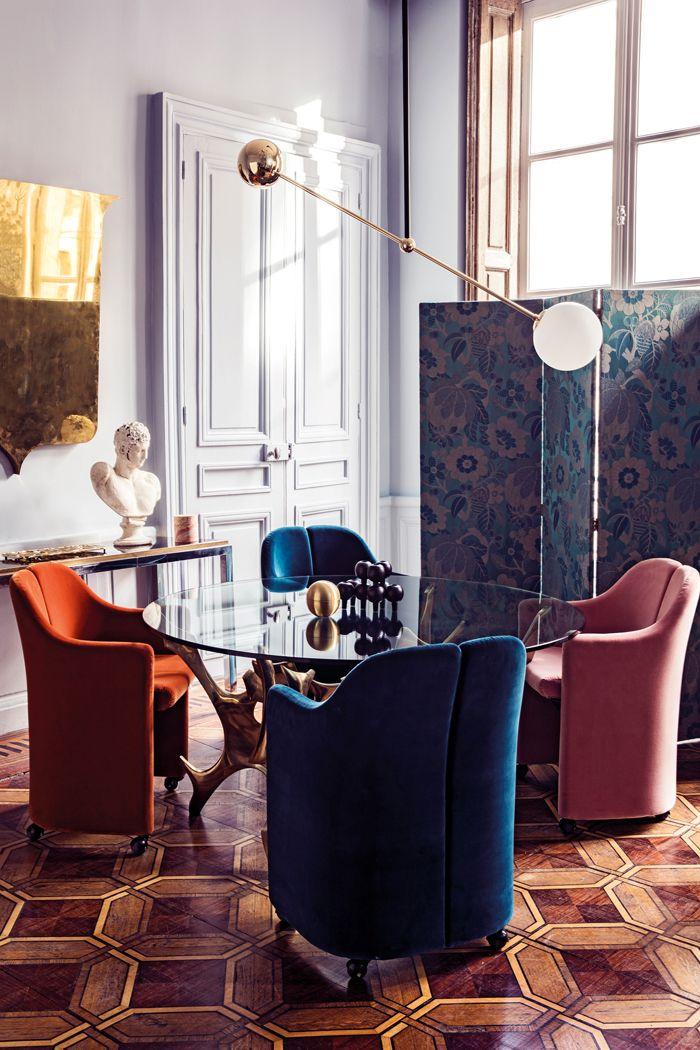 Paris Déco Off: our selection Manuel Canovas, 6 rue de l'Abbaye, 75006 Paris