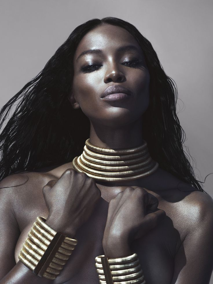 Naomi Campbell by Mert & Marcus for Interview Magazine, September 2014