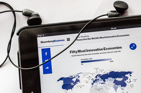 Poland jumped to the 23rd place in Bloomberg Innovation Index 2016 that measures the most innovative economies in the world.
