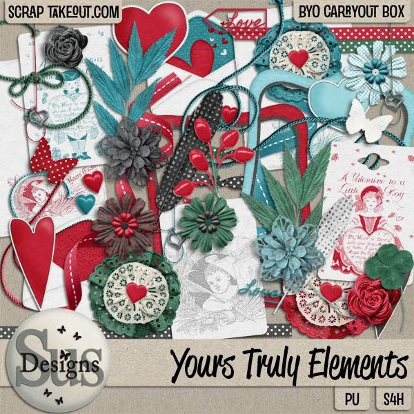Yours Truly Elements