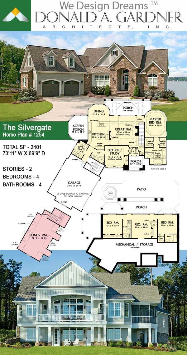 take a closer look at the silvergate house plan 1254 d