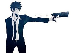 #Anime #Psycho-Pass