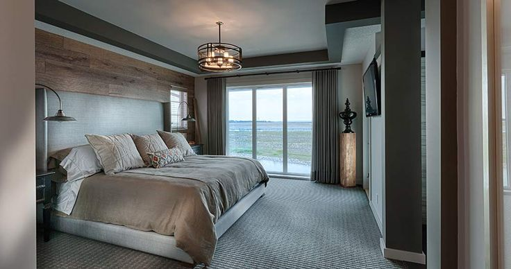 CHT Hospital Home Lottery Grand Prize Showhome - Master Bedroom