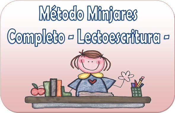 Método Minjares completo para la lectoescritura - http://materialeducativo.org/metodo-minjares-completo-para-la-lectoescritura/