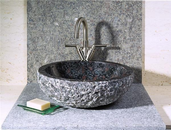 Night Rose Vessel Sink - SinksGallery