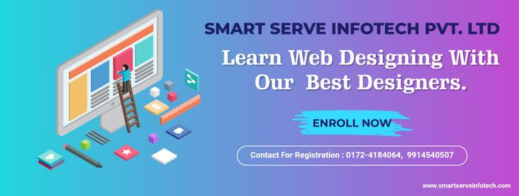 Smart Serve Infotech provide #6 #month #training in Advanced web designing with 100% practical #web #designing training with #industry #live #projects.