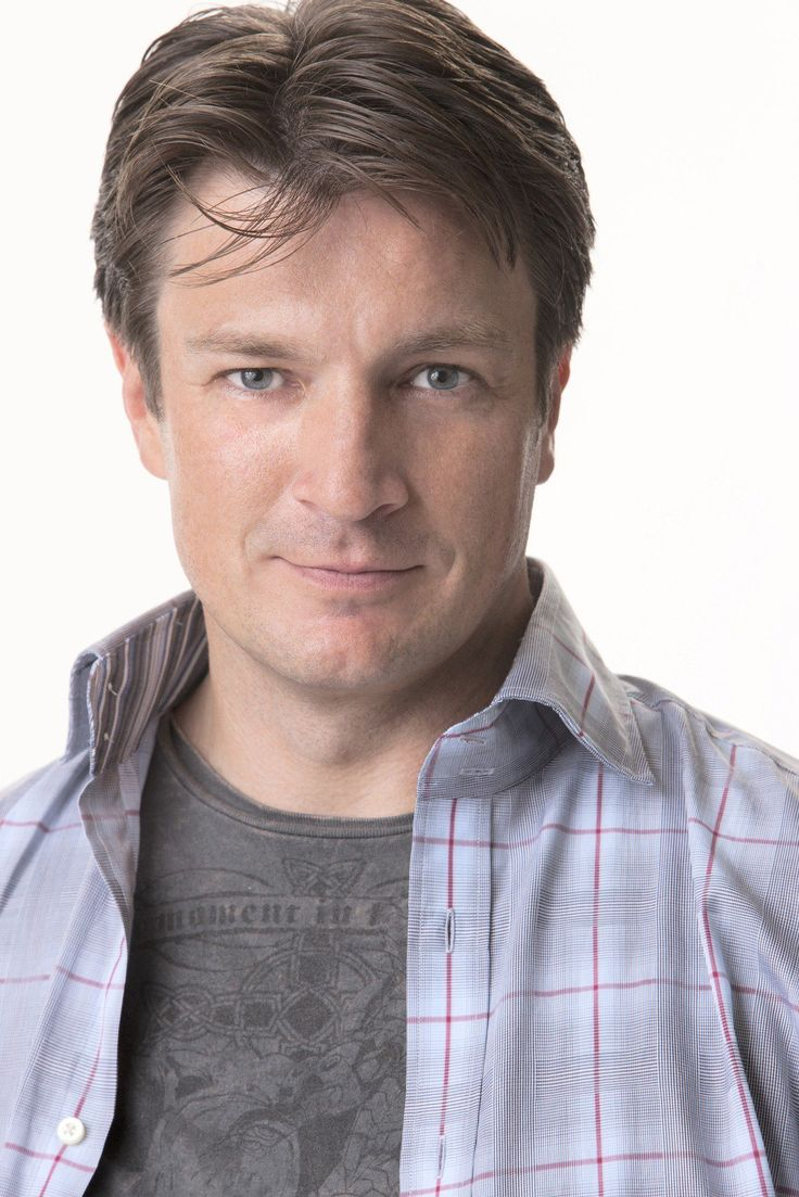 Nathan Fillion as Steven Hall - visual inspiration for bestselling author Angela M. Shrum's upcoming novel, A Burst of Flames (Flares)