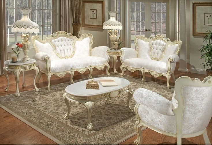 328 Best Images About Chair B On Pinterest Baroque Victorian Living Room And Sofa Set