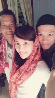 Tesha Putri 143: o> With Pader and Brader