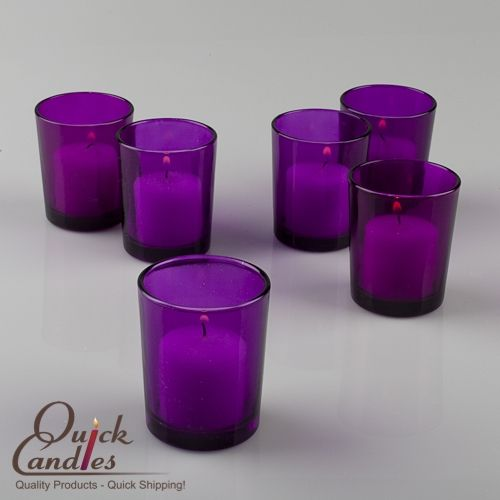 17 Best Ideas About Purple Candle Holders On Pinterest