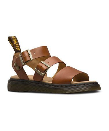 Oak Gryphon Analine Leather Sandal - #LoVe!!