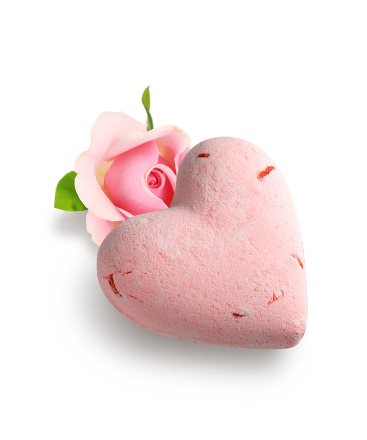 This sensual pink bath blaster, embedded with rose petals, is enriched with a fresh green rose scent with subtle fruity notes.   A modern interpretation of a classical rose fragrance with a floral heart.  Soak into this sensual scented bath filled with rose petals, which transports you to a very romantic moment.