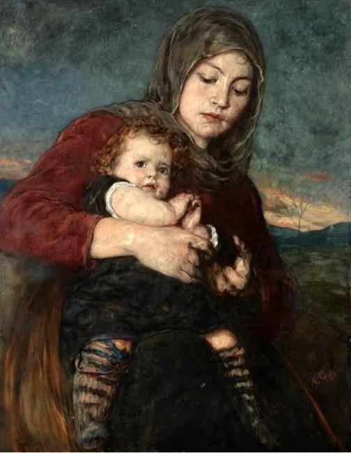 Nicholas Gysis (1842 – 1901, Greek)