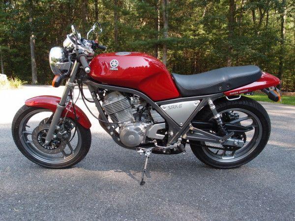 My SRX600