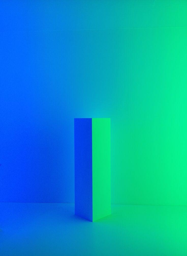 Chromosaturation. The Light Show, Hayward Gallery 2013. Carlos Cruz Diez
