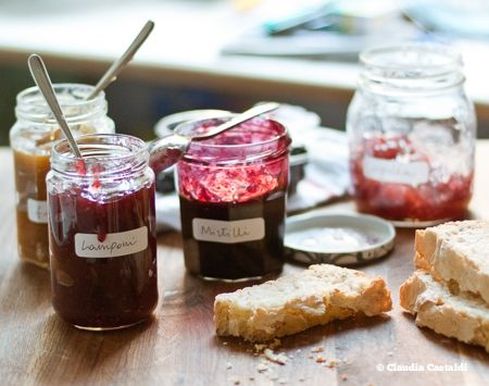 food styling | homemade marmelade by Claudia Castaldi