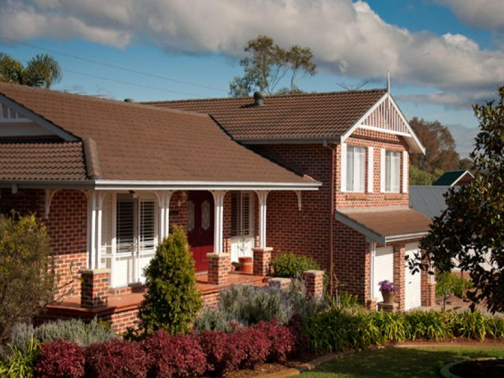 Photo Of A Rendered Brick House Exterior From Real Australian Home House Facade Photo 156148