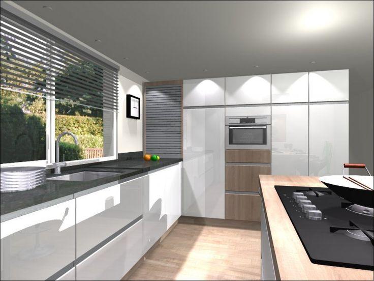 Keukenkasten rolluikkast met jaloezie n bladopzetkasten online thuis keuken berekenen meer - Keuken wereld thuis ...