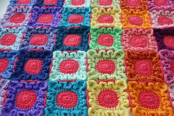 479 best images about Crochet blocks on Pinterest