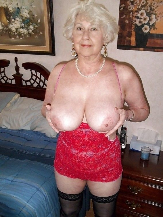 Sexy Natural Big Tits Lingerie Party 39