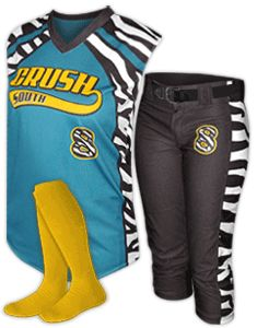 Softball Uniforms | Alleson Inspire 2 | Team Sports Planet: Your Team Is Our World!